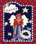 Thanks I needed that (Angel) - Card